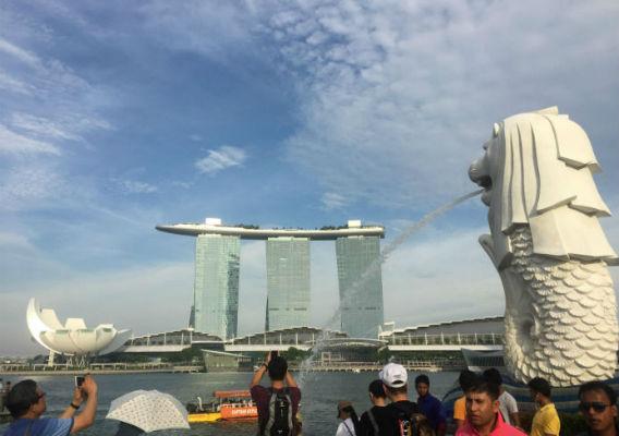 Ät dig genom staden – 7 tips på mat i Singapore