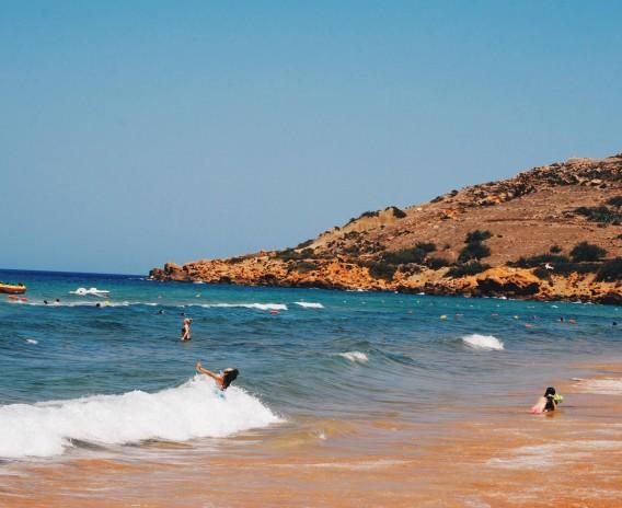 Att vara 14 år och åka på språkresa till Malta