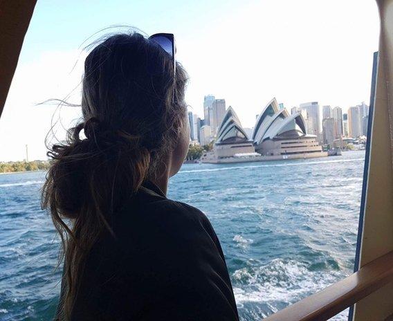 """""""Sydney är en stad som har allt"""" – Amanda, Sydney"""